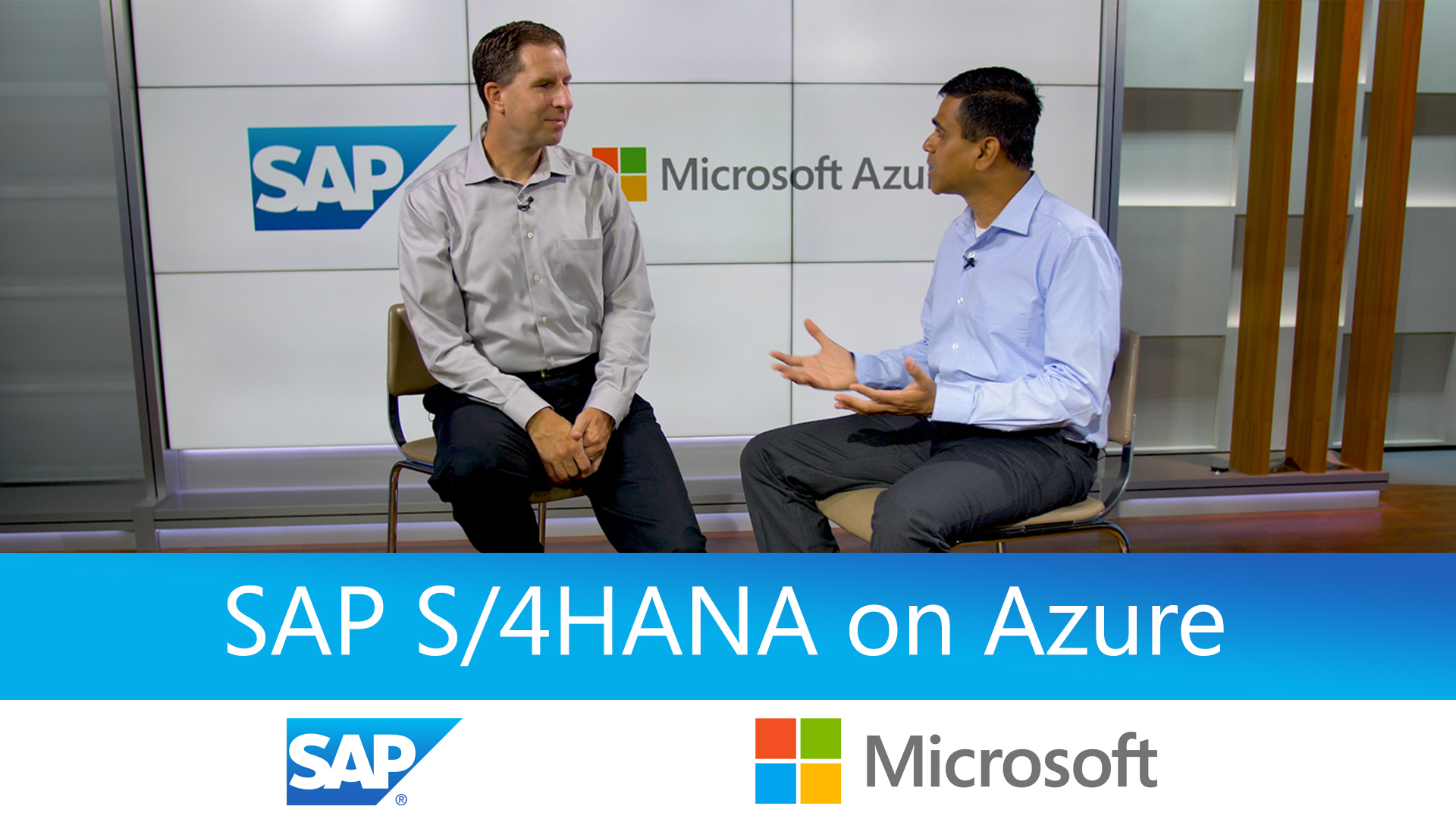 SAP S/4HANA on Azure: Trust a partnership built on decades of experience