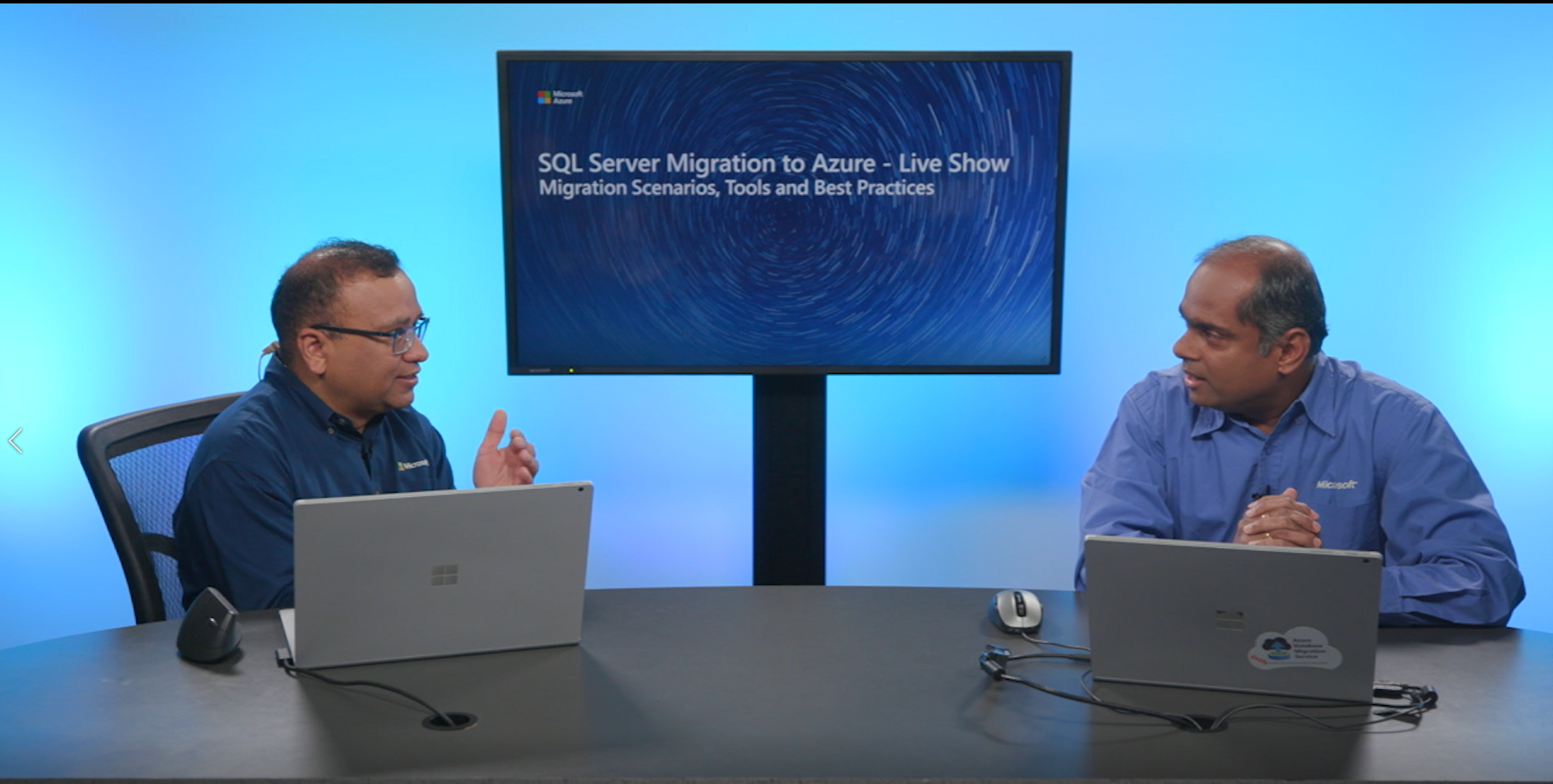Data migration demo using Azure Migrate, DMA, and DMS