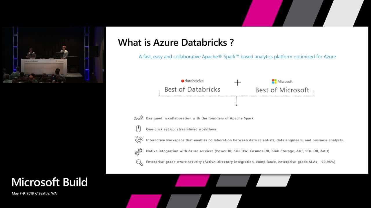 Leveraging Azure Databricks to minimize time to insight by combining Batch and Stream processing pipelines