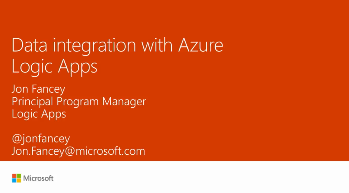 Data integration with Azure Logic Apps
