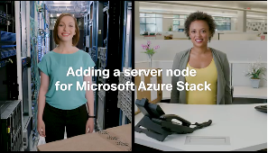 Add a node to Cisco Integrated System for Microsoft Azure Stack Hub