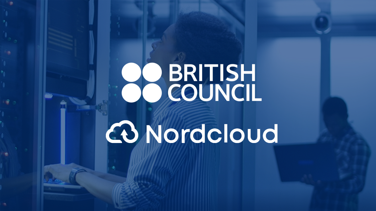 See how Nordcloud helped accelerate British Council's journey to the cloud