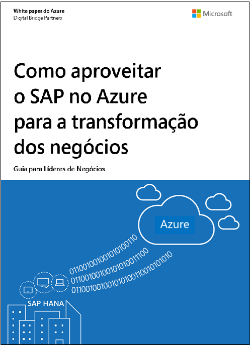 Como aproveitar o SAP na transformação do Azure for Business