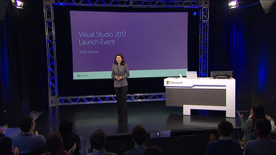 Visual Studio 2017 Launch Keynote