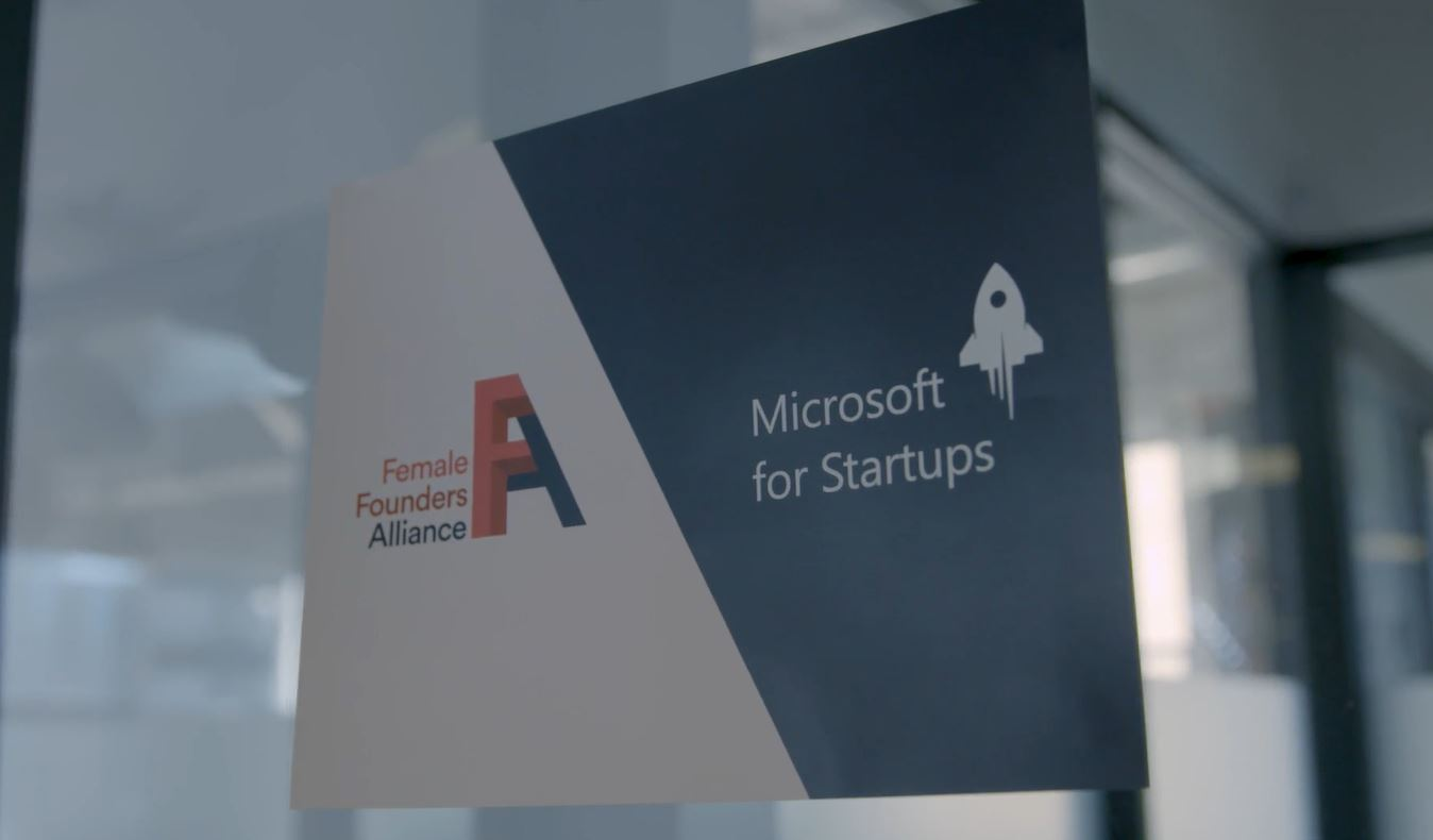 Microsoft for Startups and Female Founders Alliance
