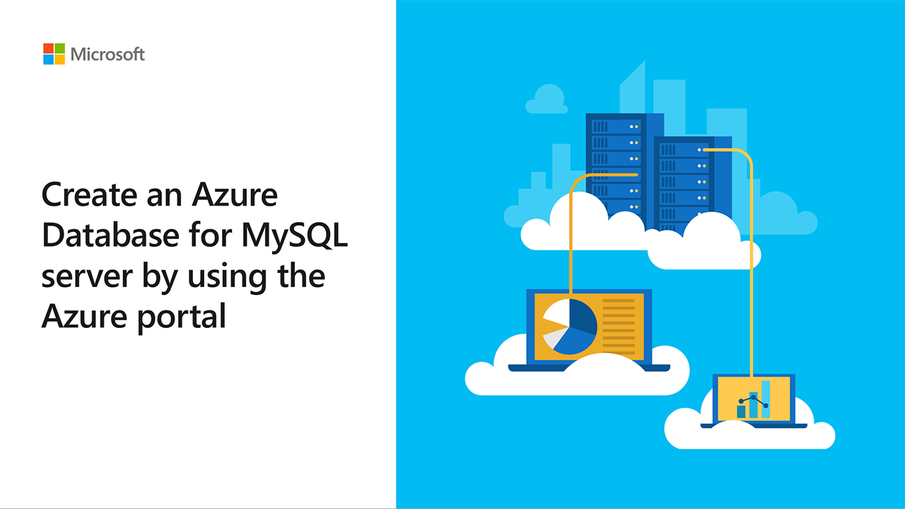 Create an Azure Database for MySQL server by using the Azure portal