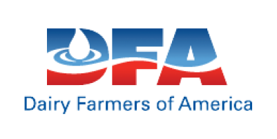 Logotipo de Dairy Farmers of America