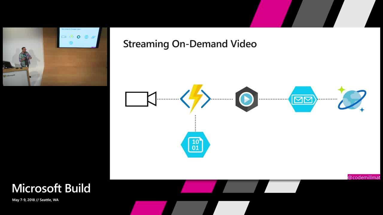Media Streaming Apps with Azure and Xamarin