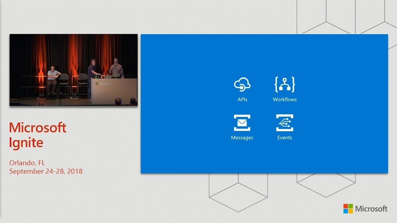 Hybrid Integration for the enterprise with Azure Integration Services