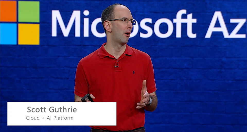 Technology Keynote: Microsoft Azure