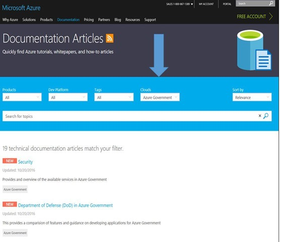 Azure Documentation Article