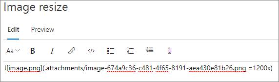 Wiki resize image