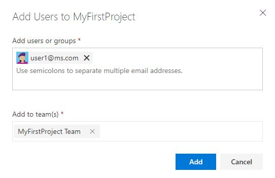 project invite