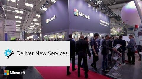 Deliver New Services | Hannover Messe 2019