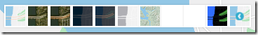 Style picker icon layout.