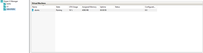 Ubuntu VM migrated into Azure 2