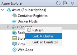 Link Cluster