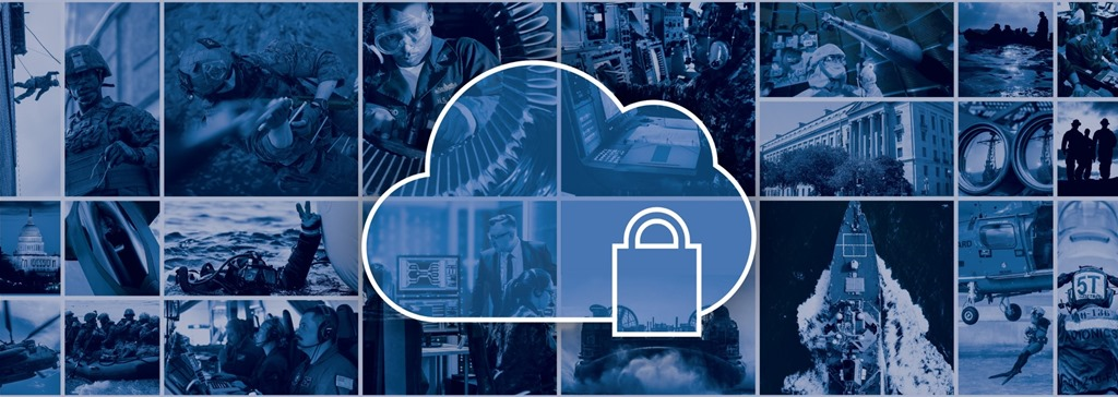 Azure Government Secret Collage