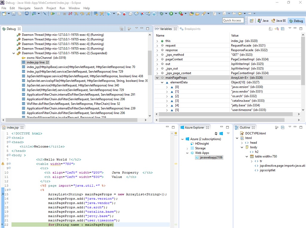 Which is the best IDE for Java Web Service?