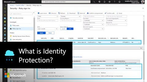 Thumbnail from What is Identity Protection? on YouTube