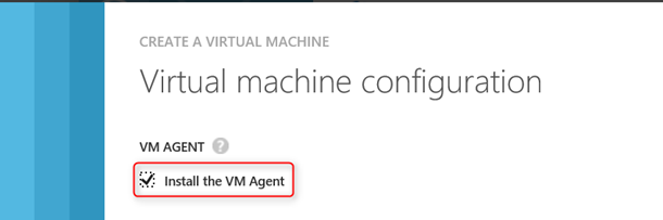 Run tasks on Azure Virtual Machines - without opening ports