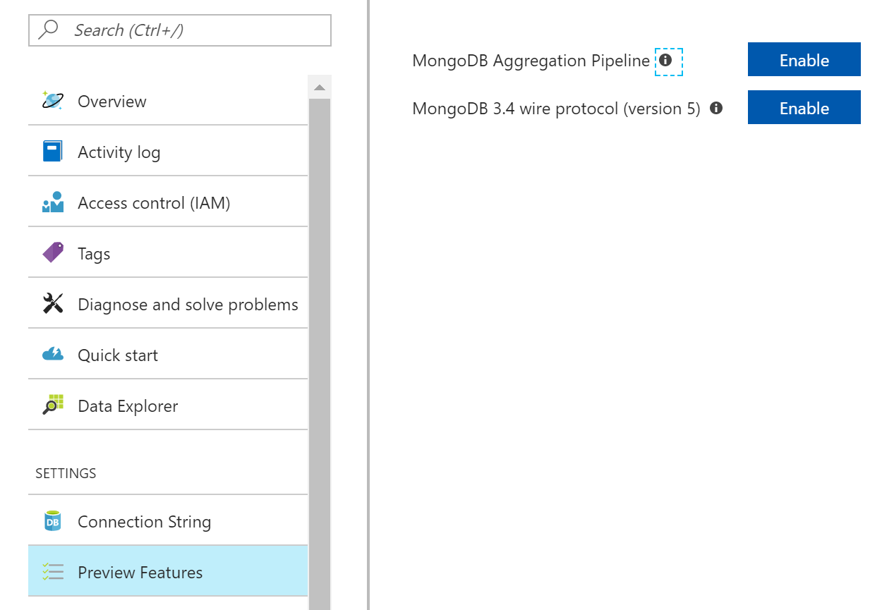 MongoDB wire protocol