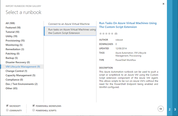 Run tasks on Azure Virtual Machines - without opening ports