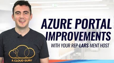 Thumbnail from This Week in Azure - 22 March 2019 by A Cloud Guru- Azure This Week