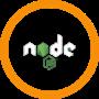 Node 10 Secured Ubuntu Container with Antivirus