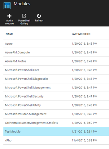 Announcing PowerShell v5 support in Azure Automation
