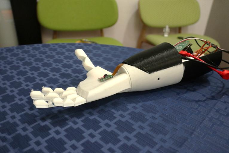 smartARM prototype