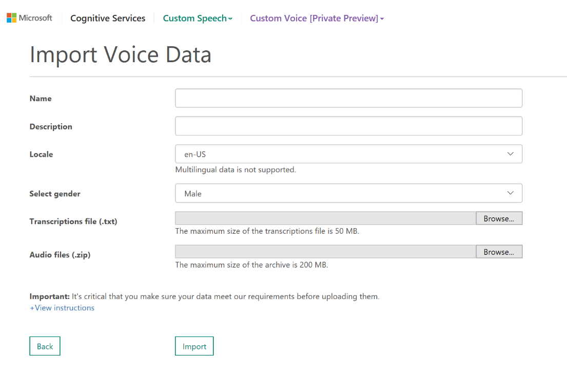 CustomVoice