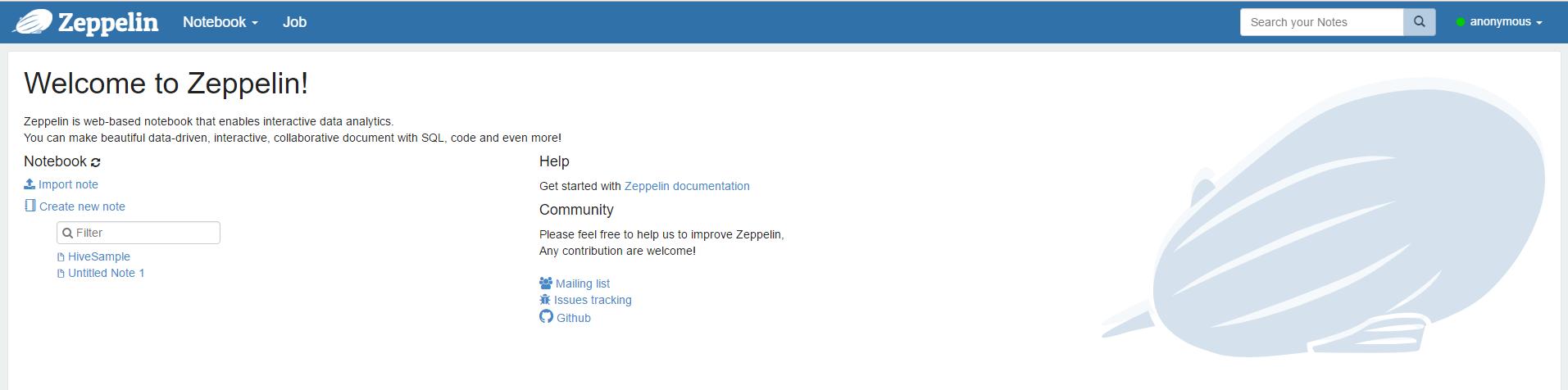 ApacheZeppelin