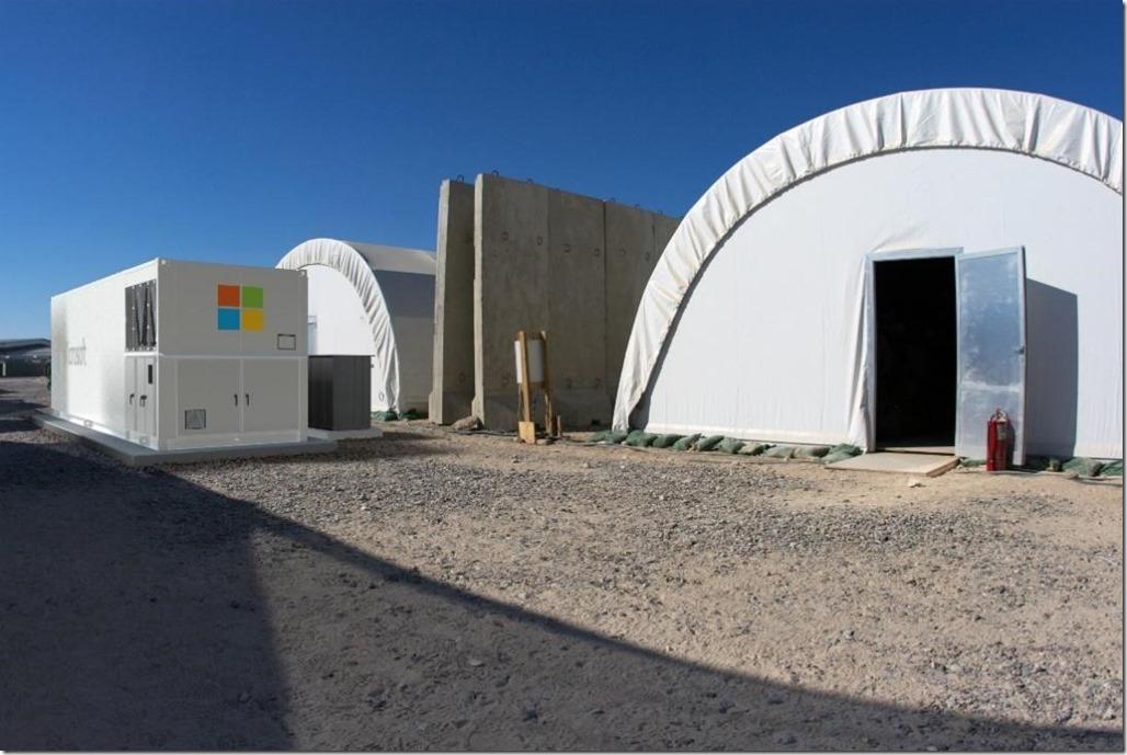 Azure Modular Datacenter in remote environment