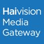 Haivision Media Gateway 3-0-1