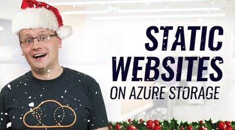 Thumbnail from A Cloud Guru's Azure This Week - 21 December 2018 (Christmas special!)