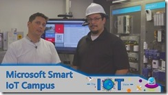 Thumbnail of Internet of Things Show | Microsoft Smart IoT Campus