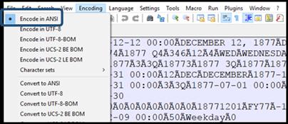 Encode 1