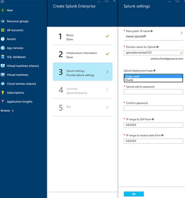 Announcing Splunk Enterprise on Azure Marketplace | Blog | Microsoft
