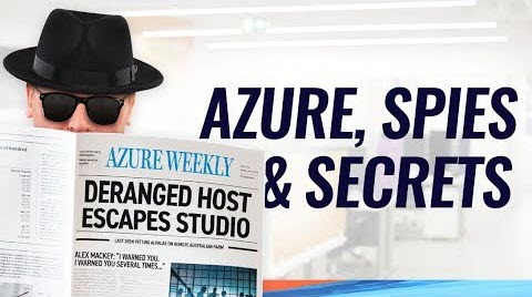 Thumbnail from Azure Government Secret Regions,             Azure Batch updates & Service Fabric Mesh new             additions | Azure This Week - A Cloud Guru