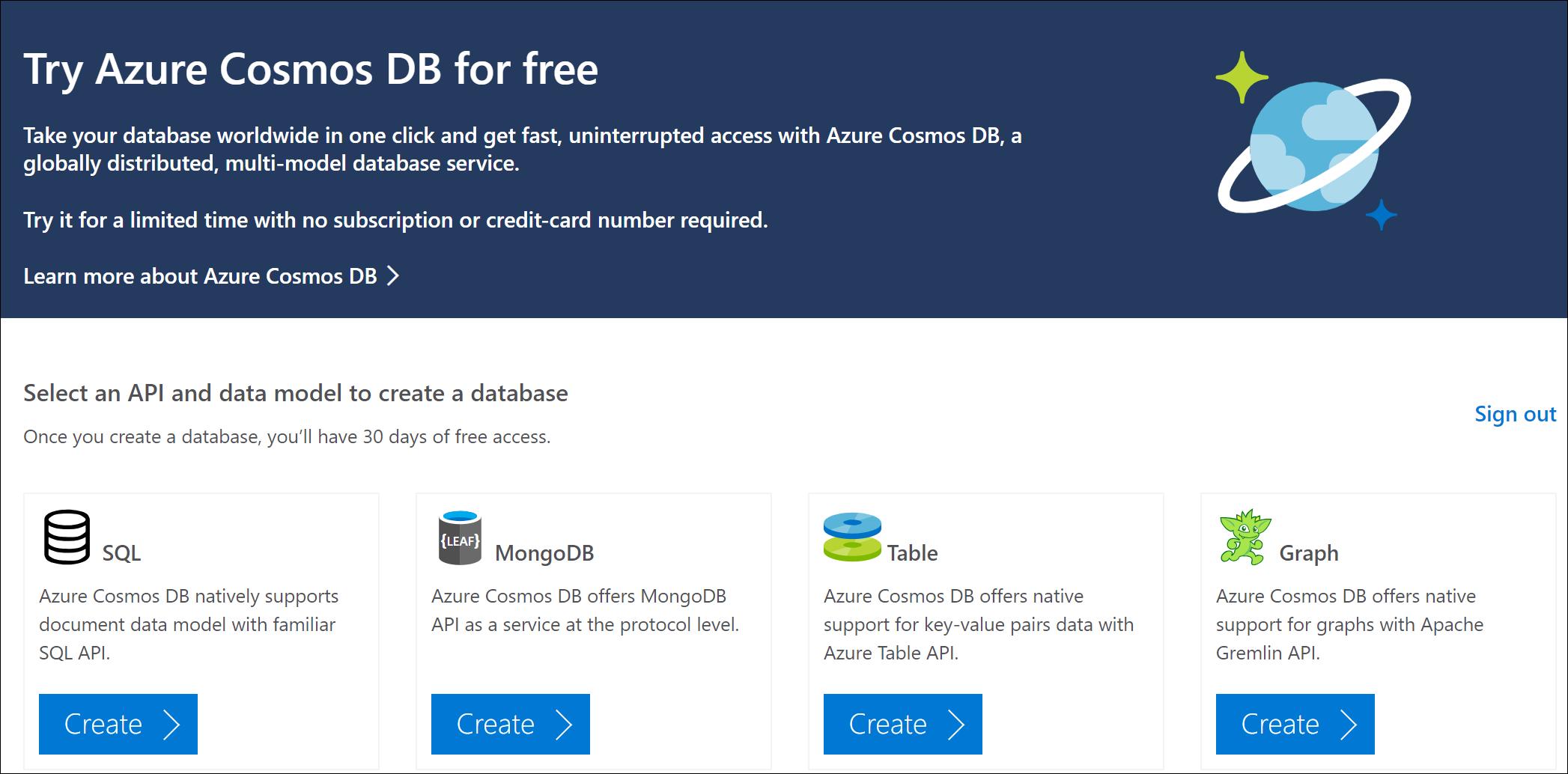 Updates zur Azure Cosmos DB-Entwickleroberfläche | Blog | Microsoft ...