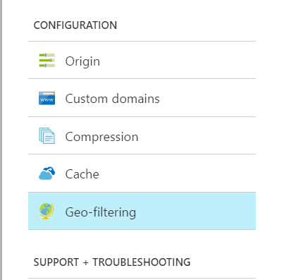 Geo-filtering available for Akamai Standard profiles | Blog