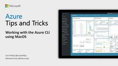 Thumbnail from How to work with the Azure CLI using MacOS on YouTube