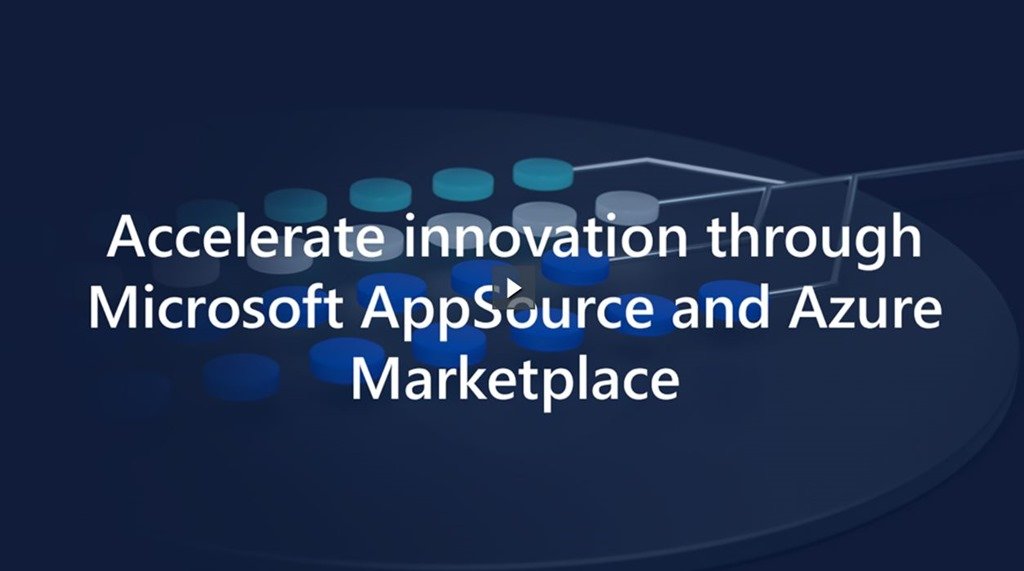 CaptureAccelerate innovation through Microsoft AppSource and Azure Marketplace