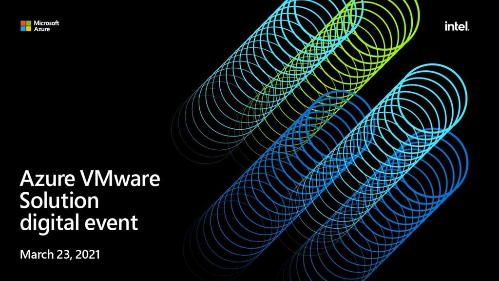 Azure VMware Solution digital event