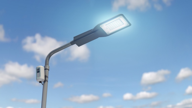 Telensa's streetlight based multi-sensor pods, which run on Azure IoT Edge and feature real-time AI and machine learning to extract insights.