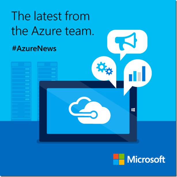 Azure News
