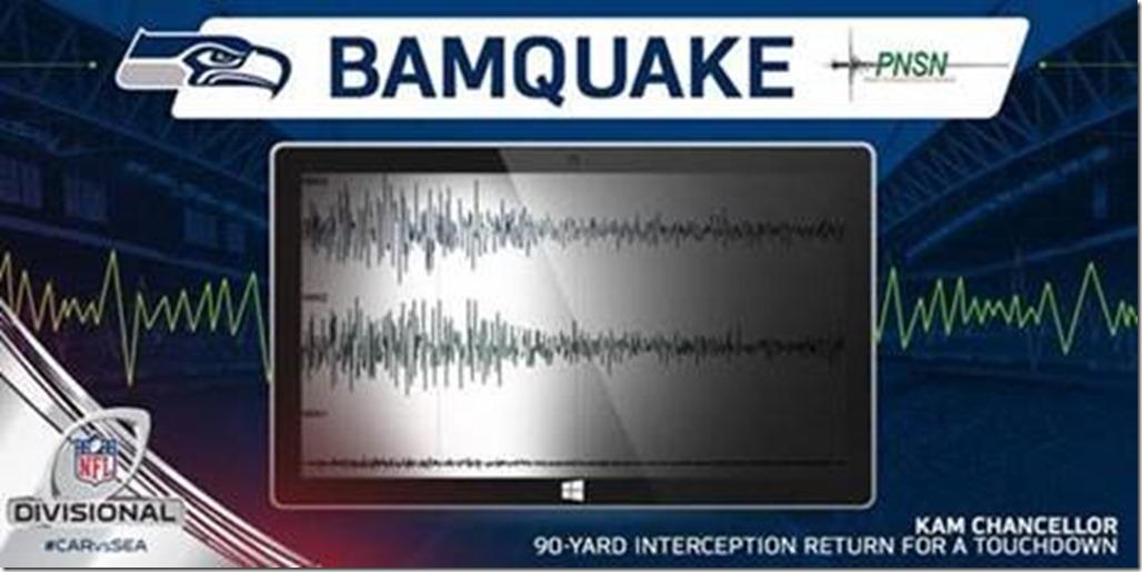 Bamquake