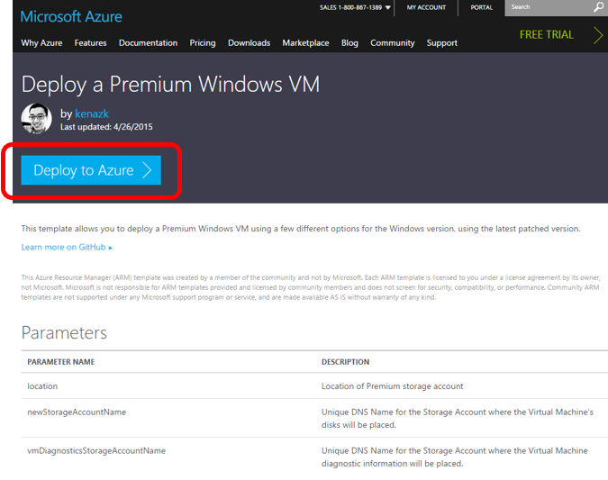 Deploy to Azure